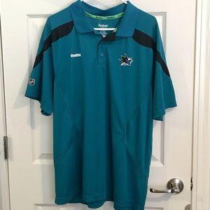 NHL San Jose Sharks Reebok Shirt